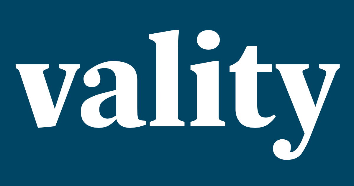 Das Logo unseres Partner der vality ag