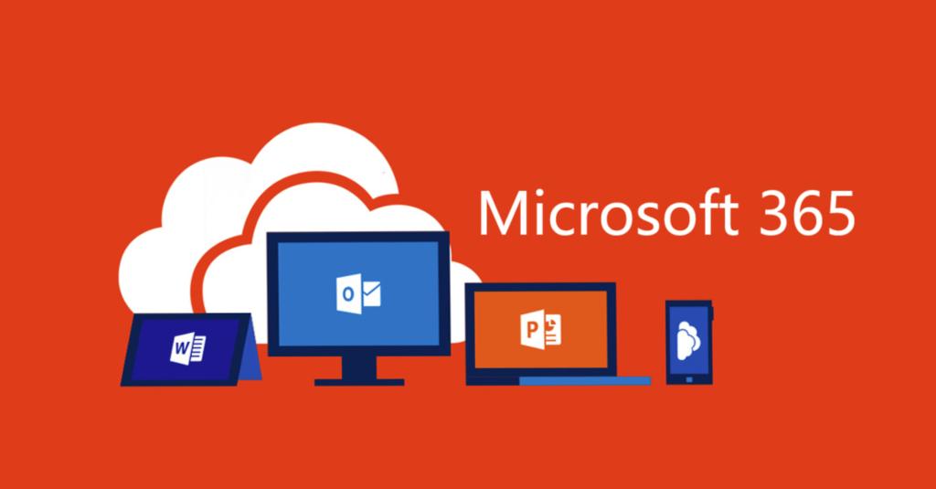 Die Microsoft 365 Produktelinie