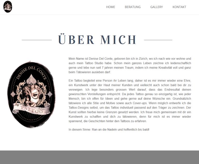 denise-del-conte-tattoo-webseite