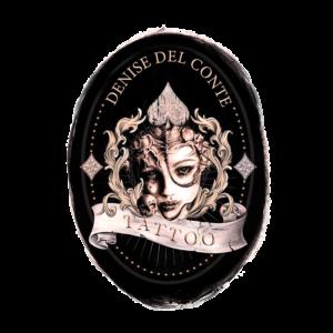 Das Logo von Denise Del Conte Tattoo