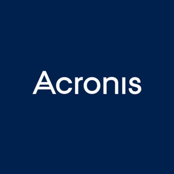 Das Logo der Marke Acronis