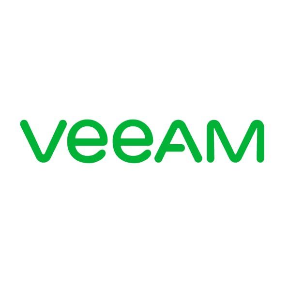 Das Logo der Marke VEEAM