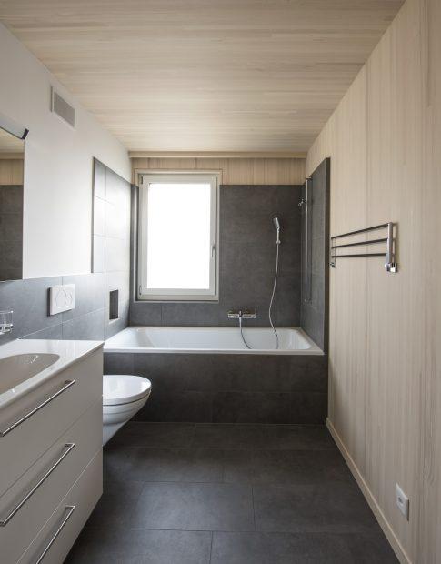 Ein Badezimmer gestaltet von der Pius Schuler AG, Fotografie: ©Regine Giesecke, dieaugenweide.ch