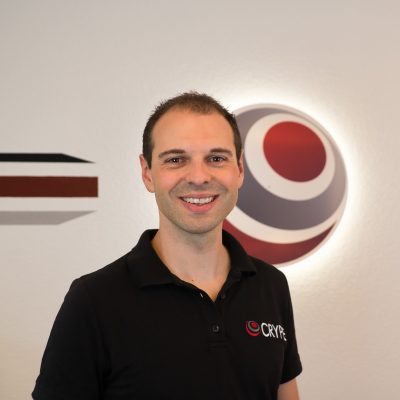 CRYPE-Partner Marco Gick