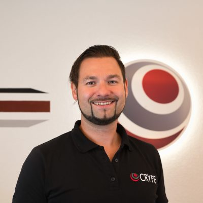 CRYPE-Partner Marco Gwerder